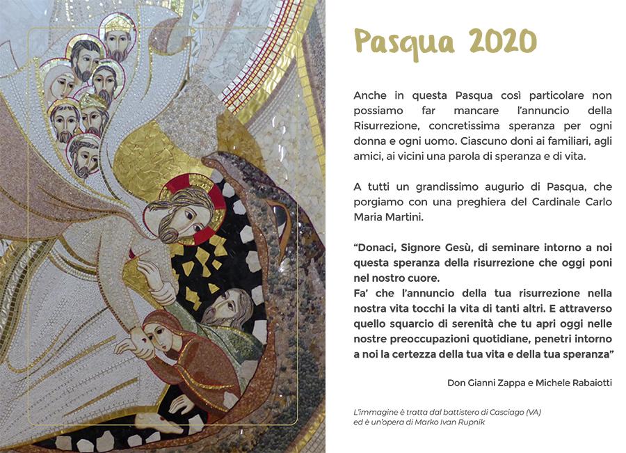 Fondazione Guzzetti - Buona Pasqua 2020
