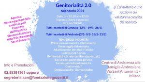 Volantino Genitorialità 2.0